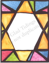 Product Image For Judaic Glass Paper